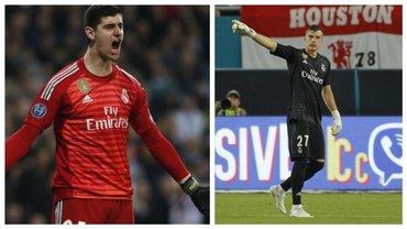 Реал признал, чем Лунин лучше Куртуа – сравнение, которое может не понравиться бельгийцу
