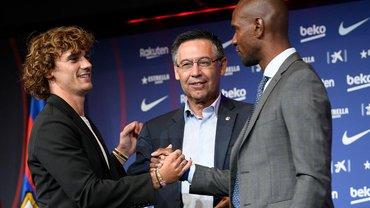Грізманн зустрівся з керівництвом Барселони – доля француза визначена