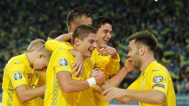 Німеччина – Україна: стало відоме місце проведення поєдинку Ліги націй