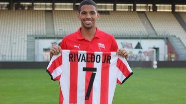 Сын Ривалдо официально перешел в Краковию – бразильца сватали в Динамо