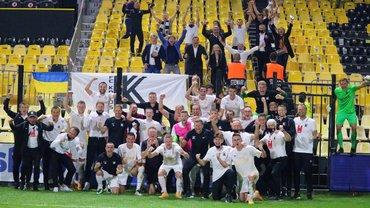 Результати жеребкування плей-офф Ліги Європи – Десна та Колос отримали суперників