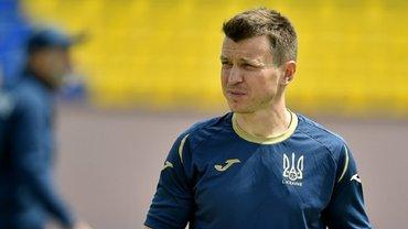 Ротань объявил состав молодежной сборной Украины на октябрьские матчи отбора Евро-2021