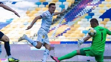 Динамо розгромило Минай і вийшло в лідери УПЛ – позитив від резервістів і неймовірний Супряга