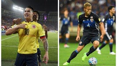 Колумбія – Японія: анонс матчу ЧС-2018