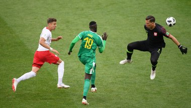"ЧС-2018 Польща – Сенегал: африканці мінімально здолали ""Кадру"""