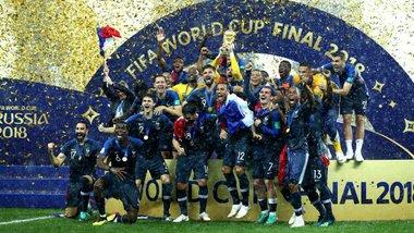 Головні новини футболу 15 липня: Франція перемогла Хорватію та стала чемпіоном світу, Сампаолі покинув збірну Аргентини