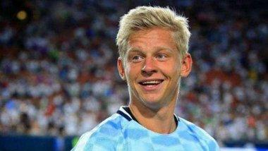 Зінченко вирушив з Манчестер Сіті на турне у США попри чутки про трансфер в інший клуб