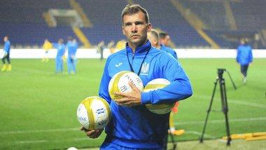 Шевченко продовжить очолювати збірну України
