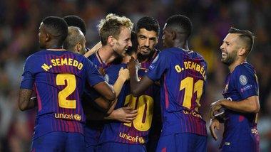 Барселона – Алавес: проблеми каталонців зі зламом оборони, тренерська перемога Вальверде та геніальність Мессі