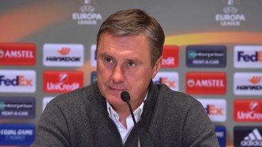 Аякс – Динамо: передматчева прес-конференція Олександра Хацкевича