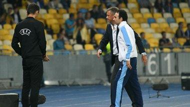 Динамо – Астана: психологічна яма киян та Вербіч як головний симптом недуги, або Коли Хацкевичу вкажуть на двері?