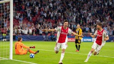 Лига Чемпионов: Аякс разгромил АЕК