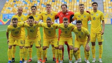 Украина совершила невероятный скачок в рейтинге ФИФА