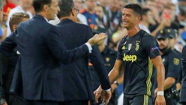 Роналду зможе зіграти у 3 турі Ліги чемпіонів з Манчестер Юнайтед, – ЗМІ