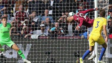 Вест Хэм – Челси: Ярмоленко с худшей оценкой и промахом матча, первая неудача Сарри
