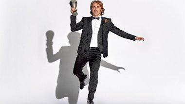 Модріч – найкращий гравець року за версією ФІФА