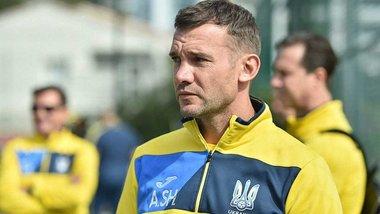 Шевченко определился со списком легионеров сборной Украины на матче против Италии и Чехии – есть изменения