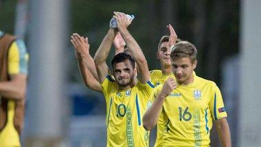 Україна U-19 розгромила Словаччину та здобула путівку в еліт-раунд Євро-2019 з першого місця у групі