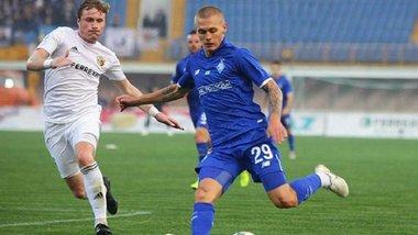 Динамо мінімально обіграло Ворсклу – переможна серія киян у чемпіонаті складає 5 матчів