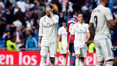 Рамос відзначився ганебним вчинком на тренуванні – напруга в Реалі зростає
