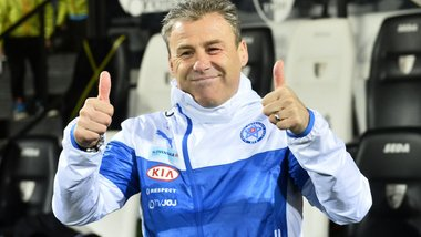 Соперник Украины в Лиге наций сборная Словакии назначила нового тренера – он выводил скромную Жилину в Лигу чемпионов