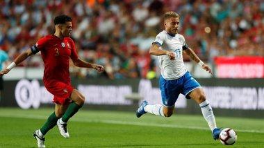 Італія – Португалія: стартові склади команд на матч Ліги націй
