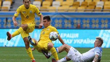 Словакия – Украина: онлайн-трансляция матча Лиги наций