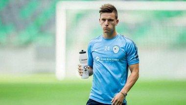 Вербіч забив за збірну Словенії в матчі Ліги націй проти Норвегії