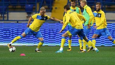 Збірна України востаннє пропускала 4 голи в офіційному матчі 12 років тому
