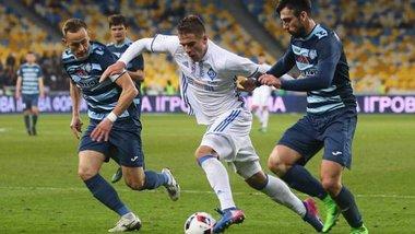 Динамо завдяки голу й асисту Буено у товариському матчі обіграло Олімпік