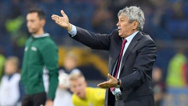 Украина – Турция: Луческу не сможет рассчитывать сразу на 3-х игроков