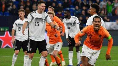 Ліга націй: Німеччина втратила перемогу над Нідерландами