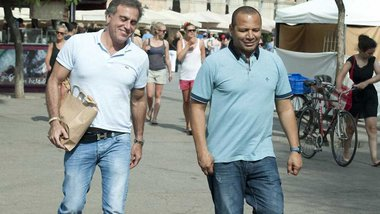 Представитель Барселоны дважды встречался с Неймаром в Лондоне