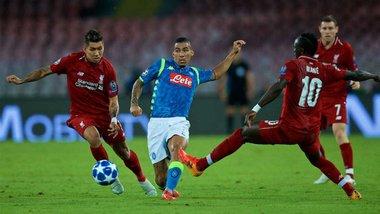 Ливерпуль – Наполи: онлайн-трансляция матча Лиги чемпионов – как это было