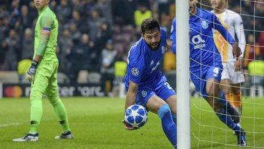 Ліга чемпіонів: Порту в гостях обіграв Галатасарай – турки зіграють в Лізі Європи