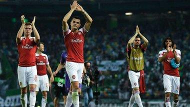 """Арсенал повторив рекорд Ліги Європи за кількістю """"сухих"""" матчів поспіль – лише Ворскла змогла забити команді Емері"""