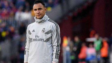 Кейлор Навас не покинет Реал в январе – стали известны причины