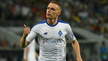 Цыганков попал в символическую сборную группового этапа Лиги Европы по версии Whoscored