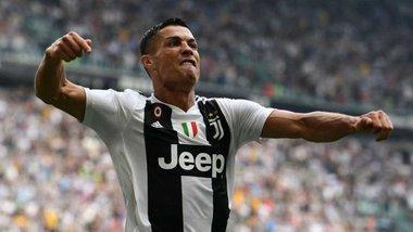 Роналду забив 5000-й гол Ювентуса в історії