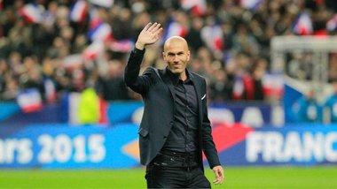 Зідан відмовився очолити Манчестер Юнайтед посеред сезону