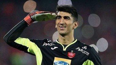Голкипер, которым интересуется Динамо, порвал сеть вбрасыванием мяча на Кубке Азии 2019 – он брал пенальти от Роналду
