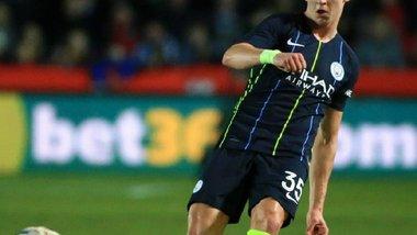 Манчестер Сити без проблем обыграл Ньюпорт и вышел в четвертьфинал Кубка Англии – очередной приличный матч Зинченко