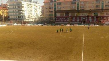 Поєдинок Серії C завершився з рахунком 20:0 – кольори переможених захищали лише 7 юніорів