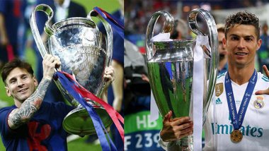 Мессі vs Роналду: кому цьогоріч підкориться Ліга чемпіонів?