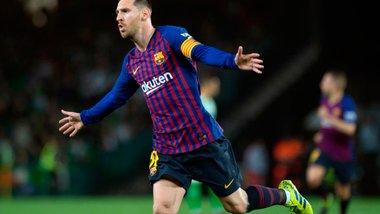 Барселона розгромила Бетіс: супергол Мессі та хет-трик історичного масштабу, Суарес – король уругвайських бомбардирів