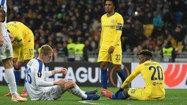 Динамо – Челсі: один з гравців став жертвою расистських образ вболівальників, – офіційна заява клубу