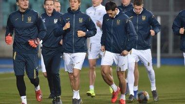 Люксембург – Україна: офіційні заявки команд на матч відбору до Євро-2020