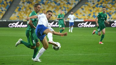 Динамо розтрощило Ворсклу в товариському матчі – Де Пена дебютував та забив красень-гол