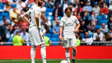 Реал ганебно програв удома Бетісу в останньому матчі легендарного судді – перше фіаско Зідана на Бернабеу