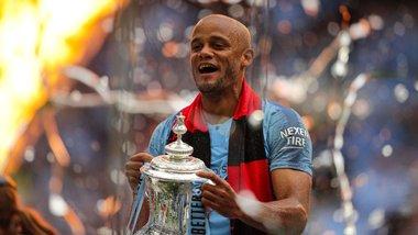 Компані офіційно покидає Манчестер Сіті